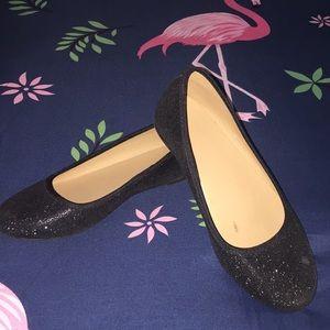 Other - Girls glitter slip on shoes